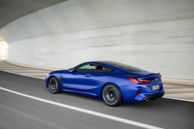 BMW: Cần gì siêu xe khi đã có M8? - Ảnh 3.