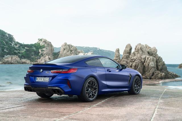 BMW: Cần gì siêu xe khi đã có M8? - Ảnh 2.
