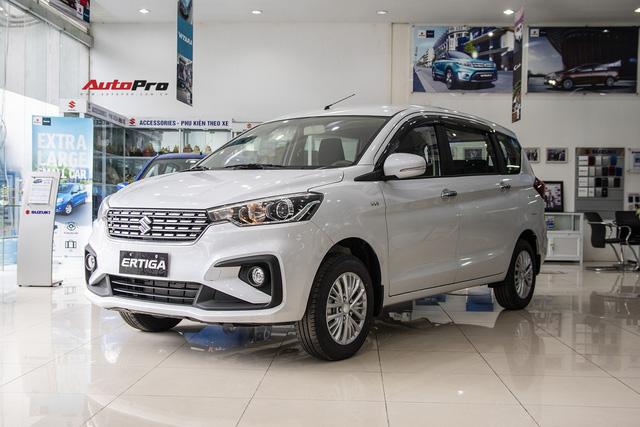 Khám phá chi tiết Suzuki Ertiga 2019 full option giá rẻ hơn Mitsubishi Xpander tiêu chuẩn - Ảnh 11.
