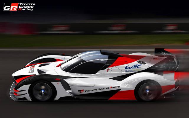 Toyota hé lộ siêu xe mới, đủ sức so tài với Aston Martin Valkyrie - Ảnh 1.