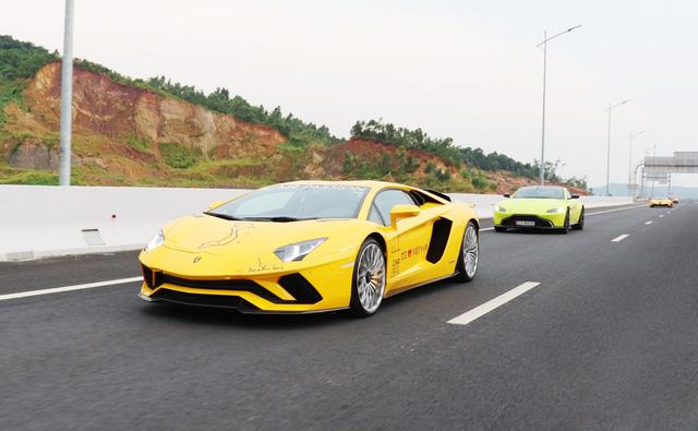 Đại gia Hoàng Kim Khánh bất ngờ mang Lamborghini Aventador S trở lại Car Passion 2019 - Ảnh 3.