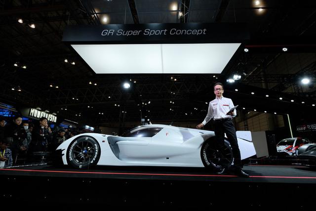 Toyota hé lộ siêu xe mới, đủ sức so tài với Aston Martin Valkyrie - Ảnh 3.