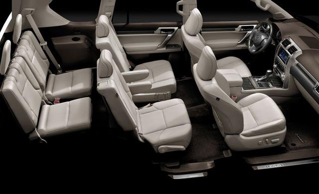 Ra mắt Lexus GX mới - Đừng ai chê lưới tản nhiệt siêu to khổng lồ trên BMW X7 nữa! - Ảnh 8.