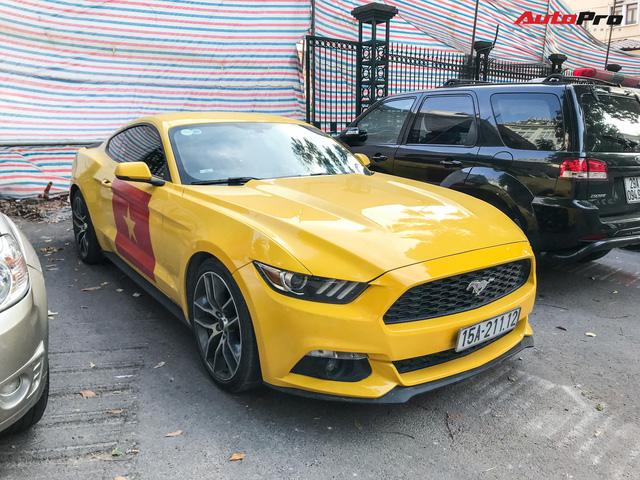 Ford Mustang Ecoboost từng tai nạn đến nát đầu của dân chơi Hải Phòng giờ ra sao? - Ảnh 3.