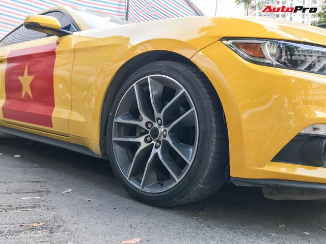Ford Mustang Ecoboost từng tai nạn đến nát đầu của dân chơi Hải Phòng giờ ra sao? - Ảnh 4.