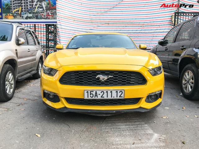 Ford Mustang Ecoboost từng tai nạn đến nát đầu của dân chơi Hải Phòng giờ ra sao? - Ảnh 2.