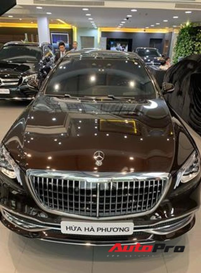 Vừa đi hành trình siêu xe về, trưởng đoàn Car Passion 2019 tậu xế sang Mercedes-Maybach S450 giá hơn 7 tỷ đồng - Ảnh 2.