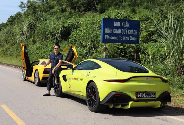 Hậu Car Passion 2019, Hoàng Kim Khánh một mình chạy cung đường mòn Hồ Chí Minh với 2 siêu phẩm độc nhất Việt Nam - Ảnh 2.