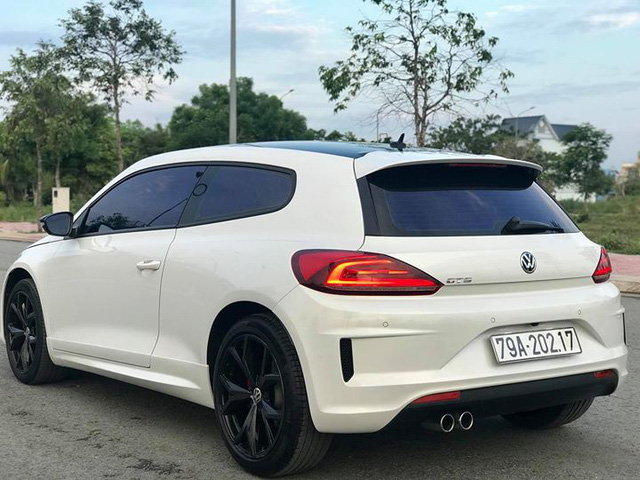 Xe dân chơi Volkswagen Scirocco GTS rẻ hơn vài trăm triệu đồng sau chưa đầy 1 năm sử dụng - Ảnh 3.