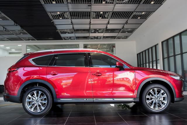 Giải đáp những câu hỏi lớn về Mazda CX-8 tại Việt Nam - Ảnh 1.