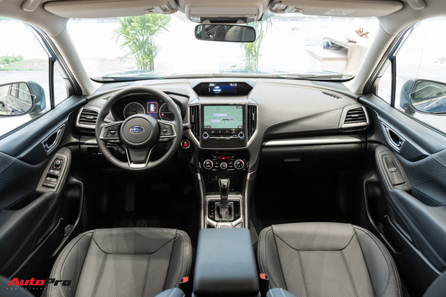 Khám phá Subaru Forester 2019 bản tiêu chuẩn giá ưu đãi 990 triệu đồng - có gì hơn Mazda CX-5 và Honda CR-V? - Ảnh 9.