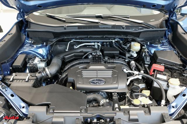 Khám phá Subaru Forester 2019 bản tiêu chuẩn giá ưu đãi 990 triệu đồng - có gì hơn Mazda CX-5 và Honda CR-V? - Ảnh 17.
