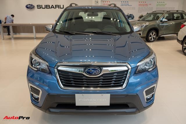 Khám phá Subaru Forester 2019 bản tiêu chuẩn giá ưu đãi 990 triệu đồng - có gì hơn Mazda CX-5 và Honda CR-V? - Ảnh 2.