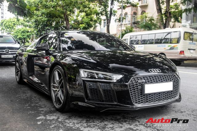 Đại gia Việt phải chi bao nhiêu nếu muốn mua lại Audi R8 sau 12.000 km - Ảnh 1.