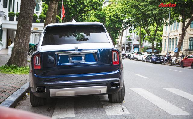 Rolls-Royce Cullinan đầu tiên về Việt Nam lột xác với diện mạo hoàn toàn mới - Ảnh 9.