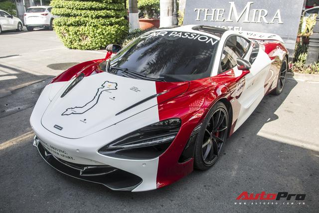 Nhiều siêu xe tham gia Car Passion 2019 đã lộ diện: Thêm những hàng 'khủng' hoàn toàn mới - Ảnh 1.
