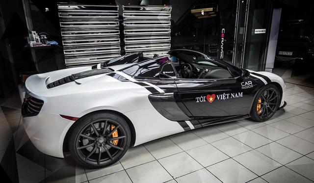 Cường đô-la mang siêu xe McLaren 720S vừa tậu tham gia Car Passion 2019 - Ảnh 2.