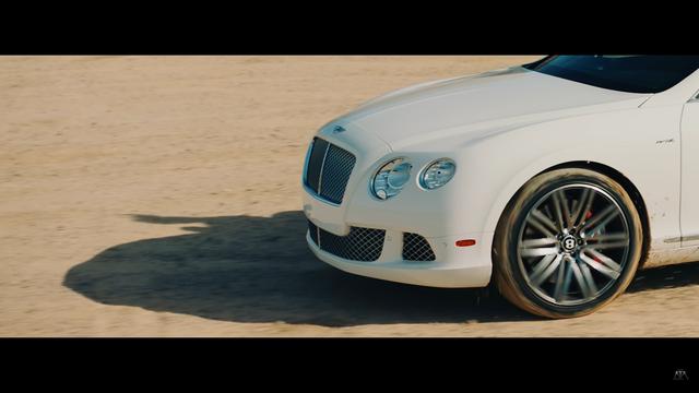 Sơn Tùng MT-P đem Bentley Continental GT Speed vào Hãy trao cho anh - Ảnh 2.
