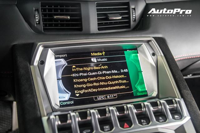 Đánh giá nhanh Lamborghini Aventador độ DMC - xế cưng một thời của doanh nhân Đặng Lê Nguyên Vũ - Ảnh 20.