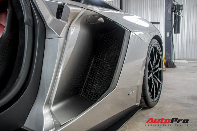 Đánh giá nhanh Lamborghini Aventador độ DMC - xế cưng một thời của doanh nhân Đặng Lê Nguyên Vũ - Ảnh 13.