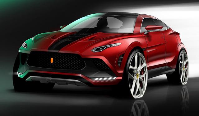 Ferrari có thể ra mắt SUV đè bẹp Lamborghini Urus - Ảnh 2.