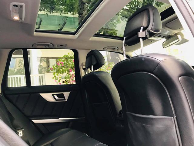 4 năm tuổi, Mercedes-Benz GLK vẫn có giá ngang ngửa Mazda CX-8 mua mới - Ảnh 4.