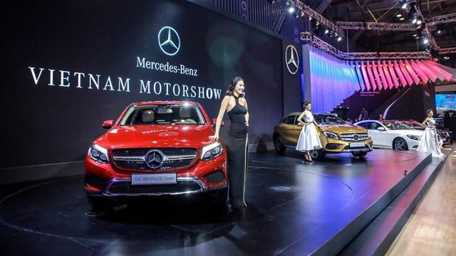 Dàn SUV mới của Mercedes-Benz rục rịch về Việt Nam - Đòn đáp trả đau cho bộ 3 BMW X vừa ra mắt - Ảnh 2.
