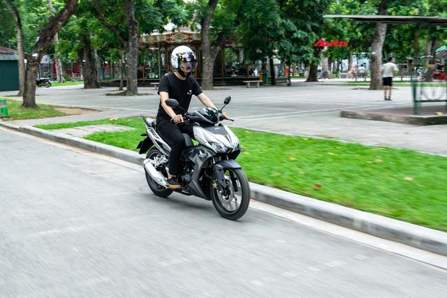 Chi tiết hàng loạt điểm mới trên Honda Winner X giá từ 46 triệu đồng: Đủ mạnh để áp đảo Yamaha Exciter? - Ảnh 15.