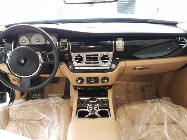 4 năm tuổi, Rolls-Royce Ghost Series II vẫn có giá hơn 20 tỷ đồng - Ảnh 3.