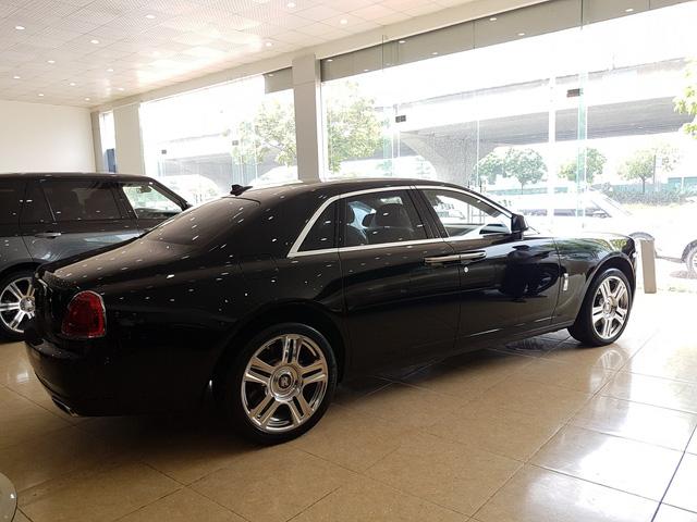 4 năm tuổi, Rolls-Royce Ghost Series II vẫn có giá hơn 20 tỷ đồng - Ảnh 6.