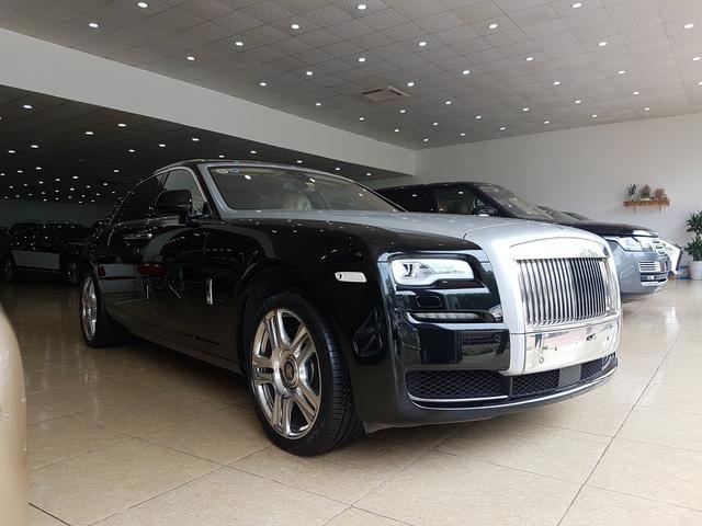 4 năm tuổi, Rolls-Royce Ghost Series II vẫn có giá hơn 20 tỷ đồng - Ảnh 2.