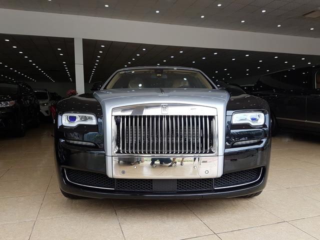4 năm tuổi, Rolls-Royce Ghost Series II vẫn có giá hơn 20 tỷ đồng - Ảnh 4.