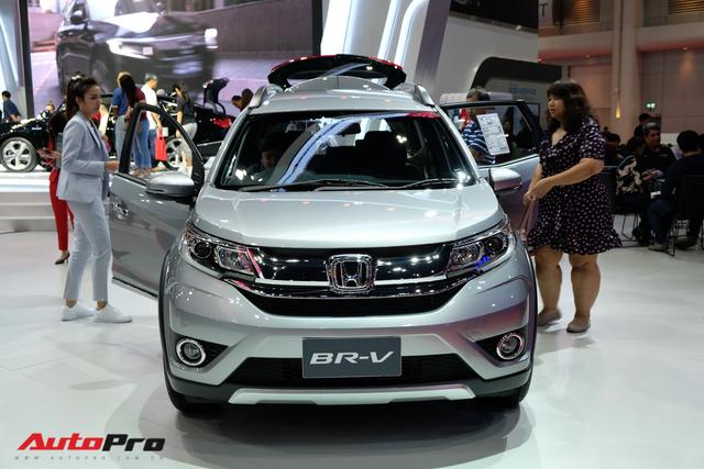 Honda BR-V lỡ hẹn về Việt Nam - Xpander tránh được một đối thủ