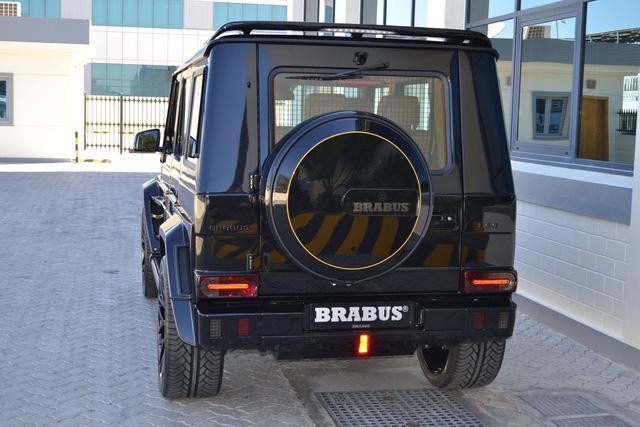 Siêu SUV Brabus G850 động cơ mạnh hơn 800 mã lực xuất hiện trong garage một đại gia Hà Nội - Ảnh 6.