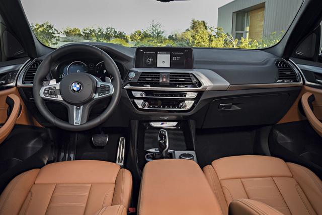 BMW X3 2019 chào khách Việt với 3 phiên bản - Đối thủ nặng ký của Mercedes-Benz GLC - Ảnh 3.
