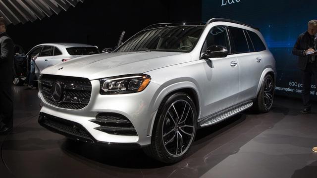 Dàn SUV mới của Mercedes-Benz rục rịch về Việt Nam - Đòn đáp trả đau cho bộ 3 BMW X vừa ra mắt - Ảnh 3.