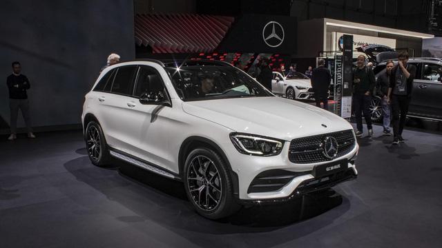 Dàn SUV mới của Mercedes-Benz rục rịch về Việt Nam - Đòn đáp trả đau cho bộ 3 BMW X vừa ra mắt - Ảnh 5.