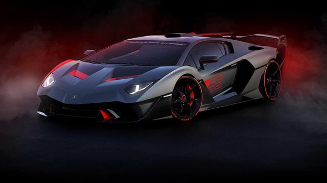 Siêu phẩm Lamborghini SC18 Alston độc nhất vô nhị lần đầu xuất hiện ngoài đời thực - Ảnh 2.