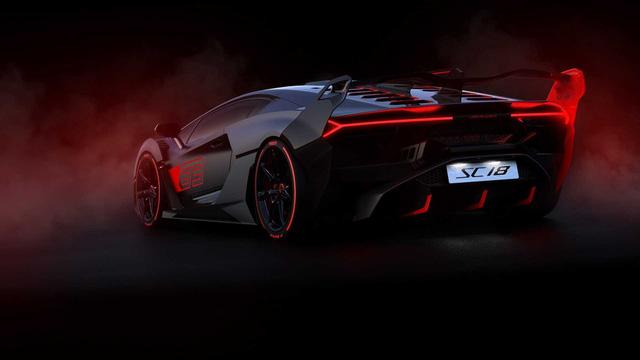 Siêu phẩm Lamborghini SC18 Alston độc nhất vô nhị lần đầu xuất hiện ngoài đời thực - Ảnh 1.