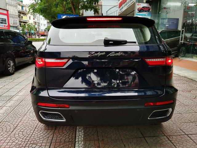 Xe Trung Quốc Zotye Z8 bán lỗ chỉ 70 triệu đồng sau 20.000 km nhưng vẫn lập tức tìm được chủ mới - Ảnh 2.