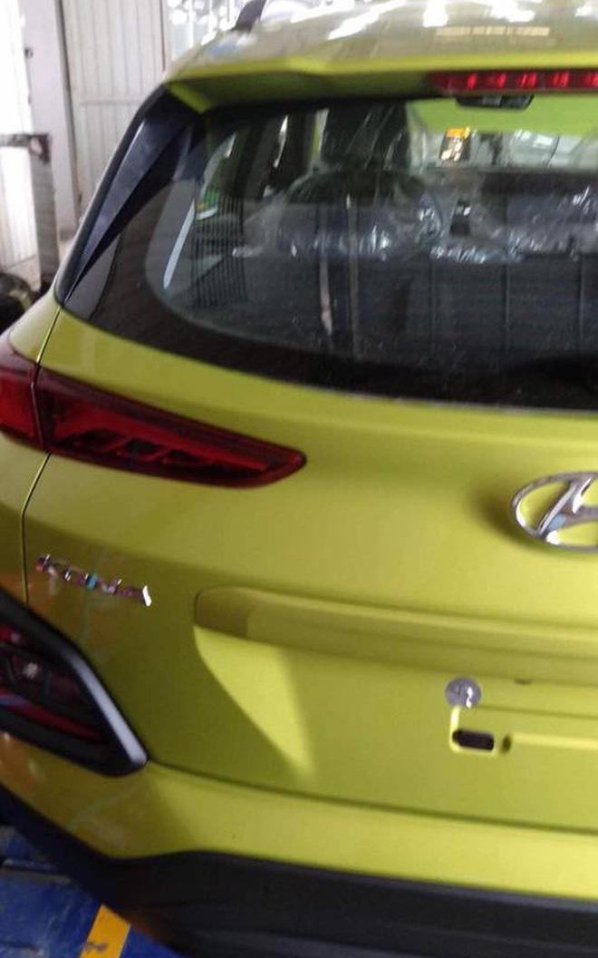 Hyundai Kona đã có mặt ở nhà máy tại Ninh Bình, sẵn sàng đấu Honda HR-V - ảnh 2