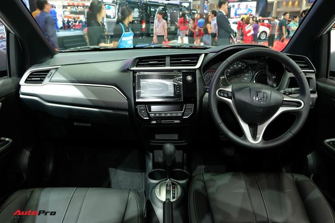 Nội thất khoang lái xe Honda Brv 2019   Honda Tây Hồ - 084 627 9999