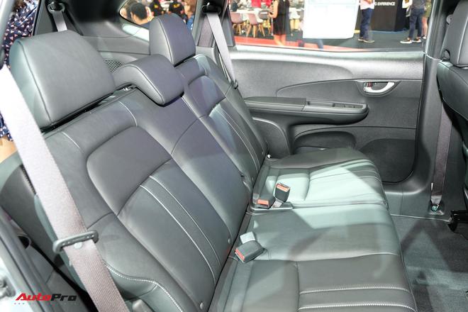 Nội thất hàng ghế sau Honda BRV 2019   Honda Ô tô Tây Hồ - 084 627 9999