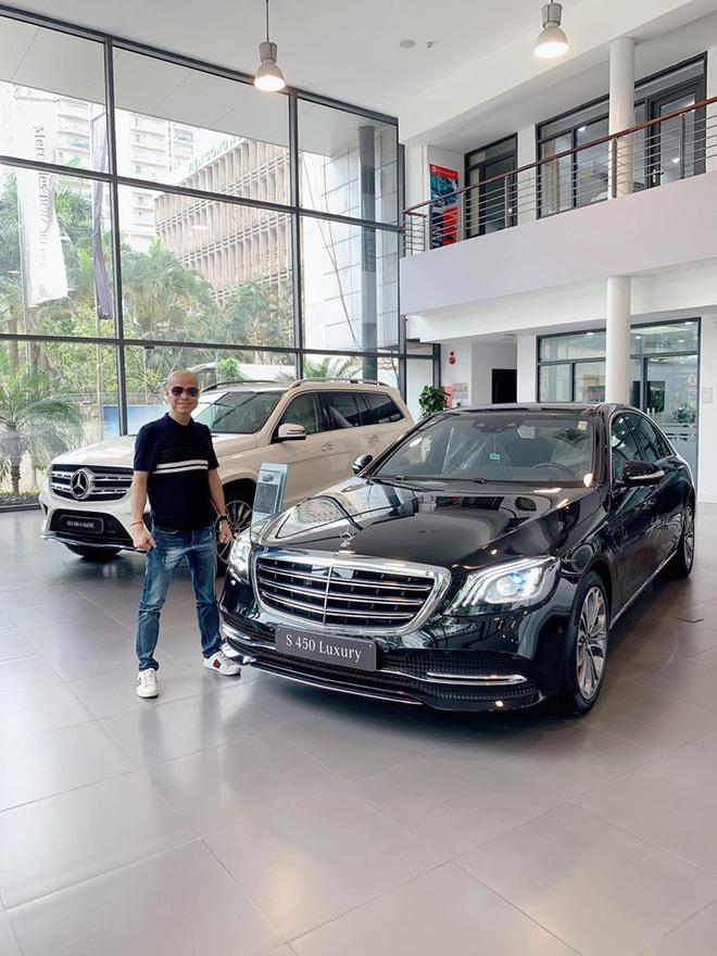 Tang vo Mercedes-Benz GLC300 nguoi chong bat ngo nhan lai S450L Luxury dat tien gap doi