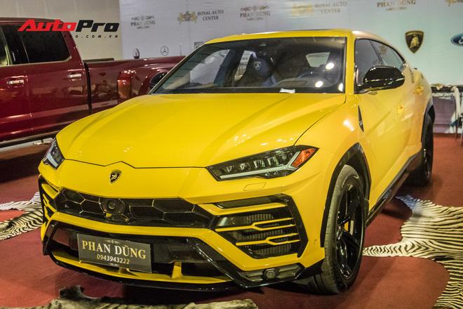 Lamborghini Urus của đại gia Long An hội tụ hàng khủng Ford F-450 Limited Heavy Duty