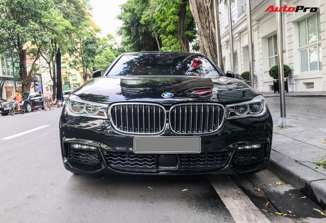 Kham pha nhanh BMW 750Li xDrive M Sport doc nhat Viet Nam gia khoang 10 ty dong