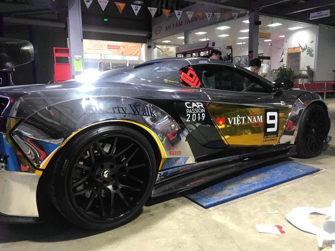 Thiếu gia Dương Kon tiết lộ hình ảnh cho thấy sẽ mang McLaren 650S Spider độ siêu độc tham gia Car Passion 2019 - Ảnh minh hoạ 4