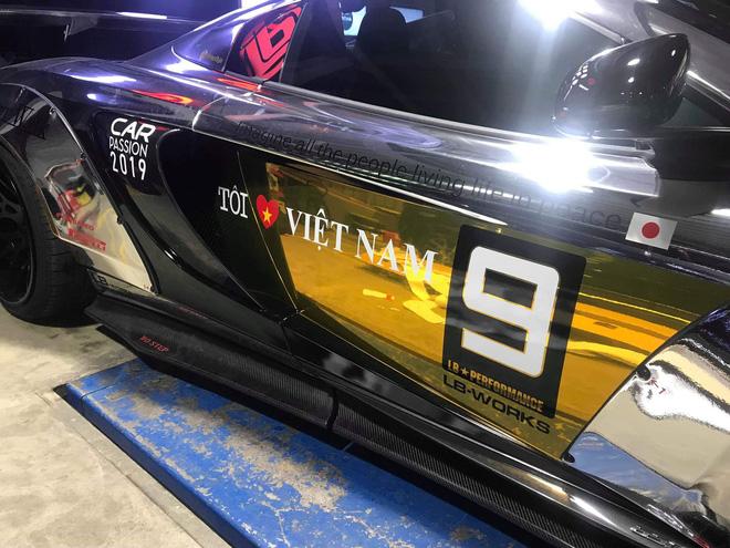 Thiếu gia Dương Kon tiết lộ hình ảnh cho thấy sẽ mang McLaren 650S Spider độ siêu độc tham gia Car Passion 2019 - Ảnh minh hoạ 5