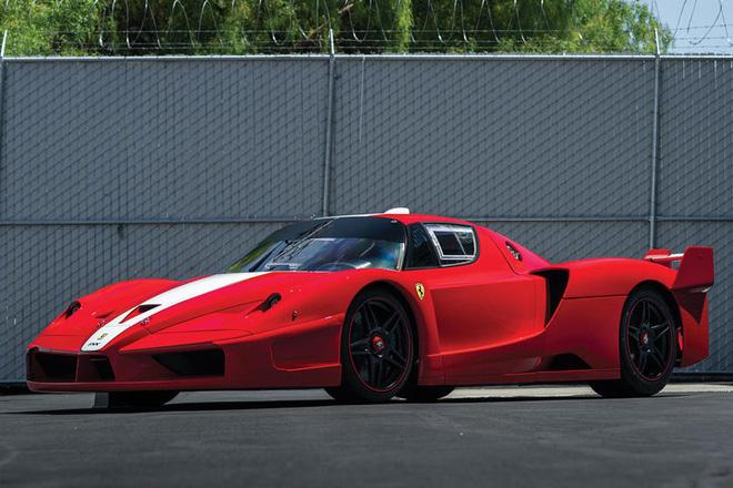 Bộ sưu tập Ferrari đắt giá