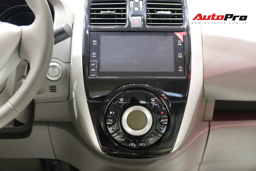 Cận cảnh Nissan Sunny facelift 2018 hứa hẹn đe dọa doanh số Toyota Vios trong nay mai - Ảnh 17.